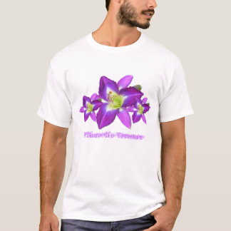 Treasure del Pharaoh del Daylily ' Camiseta