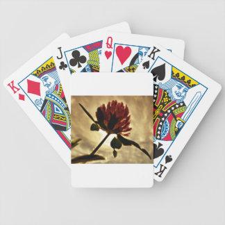 trébol barajas de cartas