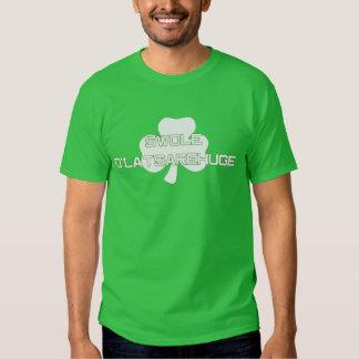 Trébol de Swole O'Latsarehuge Camiseta