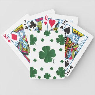 Tréboles - multi barajas de cartas