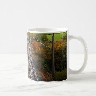 Tren 02 taza de café