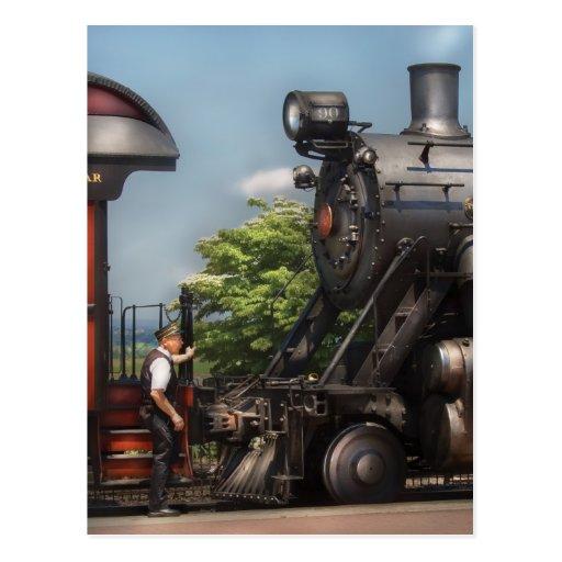 Tren - Alllll a bordo Postal