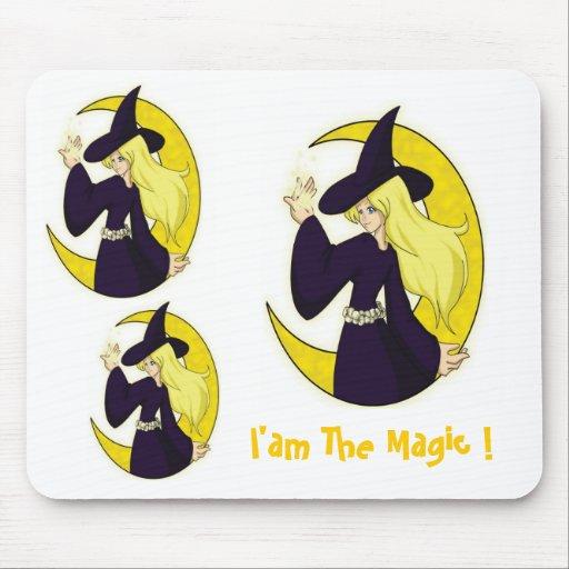 Tres brujas Mousepad Alfombrilla De Ratón