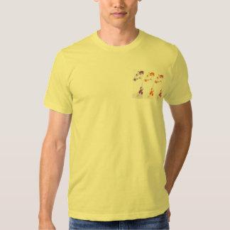 Tres Caballos Camisetas