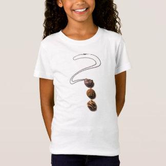 Tres chocolates camiseta