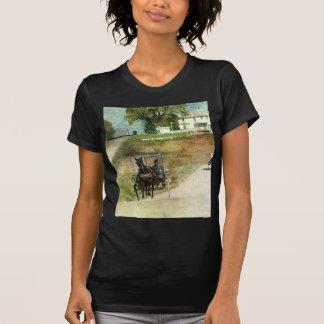 Tres cochecillos de Amish Camisetas
