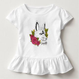 Tri Fox de Geppetto Camiseta De Bebé