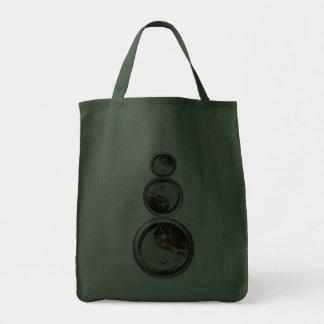 Tri-YinYangs bolso Bolsa