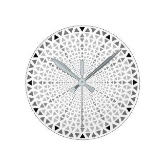 Triange - reloj de pared gráfico