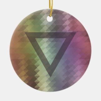 Triángulo Ornamento Para Reyes Magos