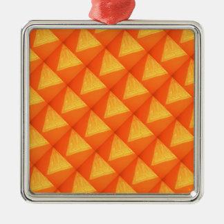 Triángulo de oro: Impresión DE SEDA de la celebrac Adorno De Reyes