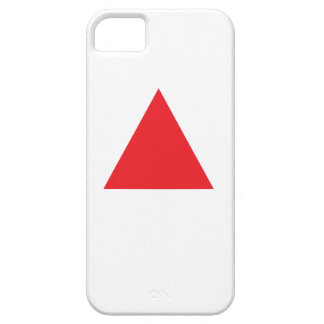 Triángulo del inconformista funda para iPhone SE/5/5s