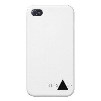 Triángulo del inconformista iPhone 4 cárcasas