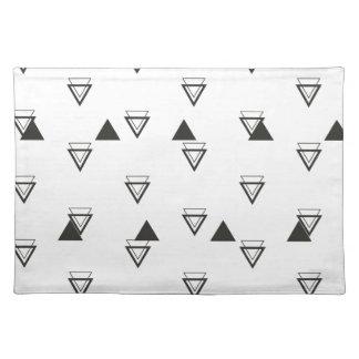 triángulo salvamanteles