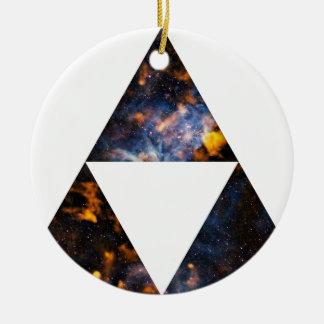 Triángulos cósmicos ornatos