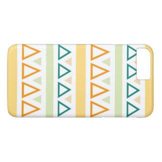 Triángulos de la decoración funda iPhone 7 plus