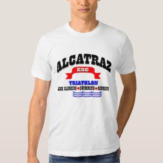 Triathlon de Alcatraz Camisetas