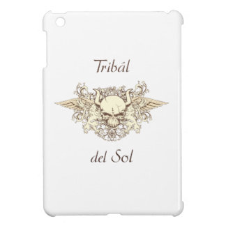 Tribal Del Sol - mini caso del ipad híbrido del cr