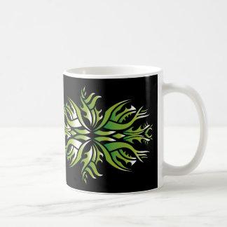 Tribal mug 5 nature taza de café