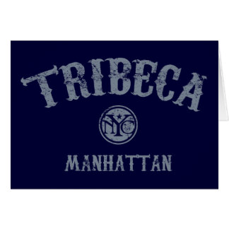 TriBeCa Felicitacion