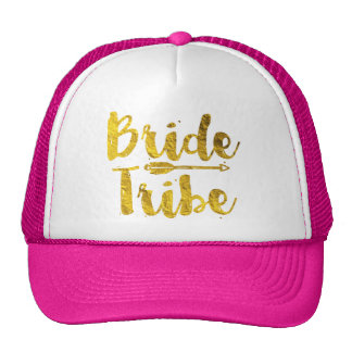 Tribu de la novia gorras