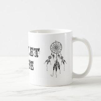 Tribu del trío taza de café