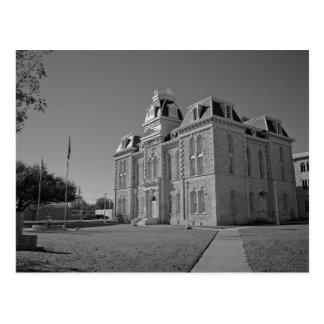 Tribunal del condado de Robertson (Tejas) - postal