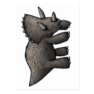 ¡Triceratops! Postal