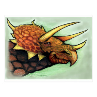 Triceratops Postal