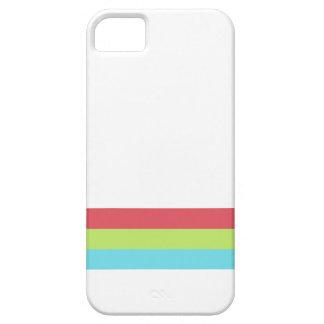Tricolor retro iPhone 5 Case-Mate protector