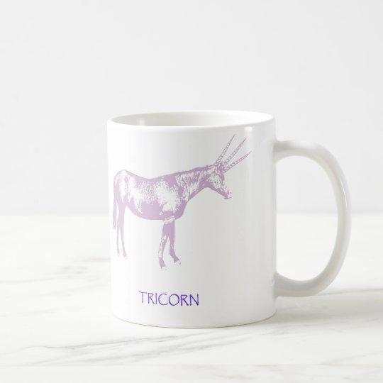 Tricorne, tricorne taza de café