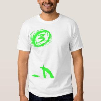tridimensional camisetas