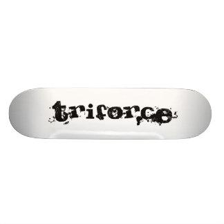 TRIFORCE TABLA DE PATINAR