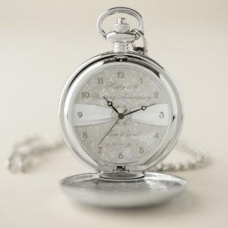 Trigésimo reloj de bolsillo del aniversario de