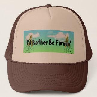 Trigo que cultiva los gorras de las cosechas de