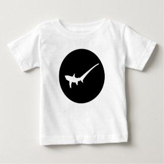 Trilladora pelágica camiseta para bebé