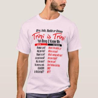 Trini divertido es Trini Camiseta