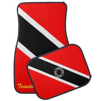 Trinidad and Tobago Alfombrilla De Coche