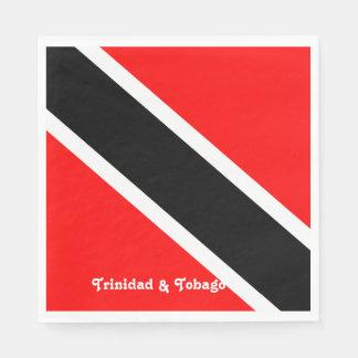 Trinidad and Tobago Servilleta De Papel