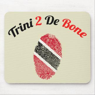Trinidad and Tobago Trini 2 De Bone Alfombrilla De Ratón