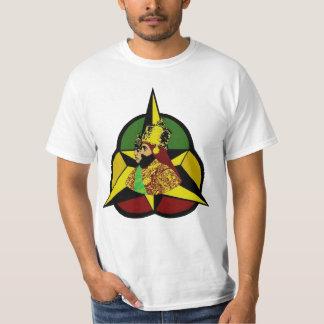 Trinidad santa Haile Selassie Rastafari por la Camisas