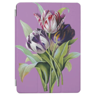 Trío de los tulipanes cubierta de iPad air