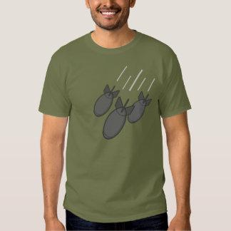 Trío minimalista de la H-Bomba Camiseta