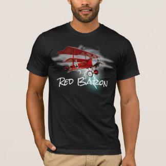Triplano de Fokker de barón rojo Camiseta