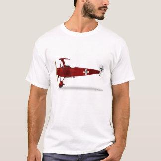 Triplano de Fokker DR1 Camiseta
