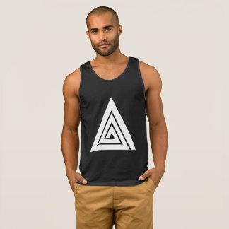 Triple - camisetas sin mangas negras