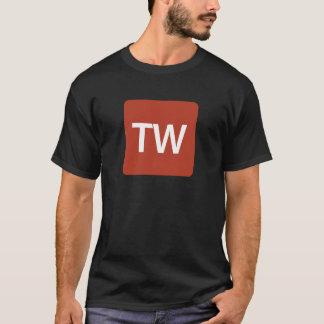 Triple-Palabra Camiseta