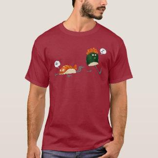 Trippin en el sushi camiseta