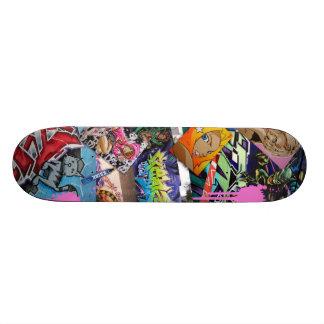 tríptico 1 del teazer patines personalizados