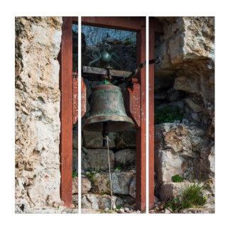Tríptico Bell en el fuerte de San Miguel, Croacia